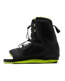 Hyperlite Team Open Toe Wakeboard Bindings Side