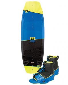 CWB Pure Wakeboard 2017+L/XL Venza Boots Closeout