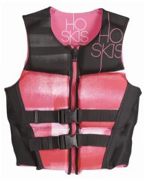 HO Sports Womens System CGA Neoprene Life Vest Pink