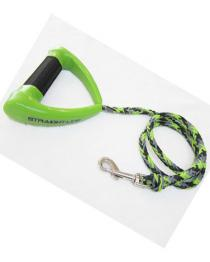 "Straightline Dog Leash 4' with 6"" EVA Waterski Handle"