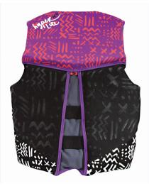 Hyperlite Ambition Womens Neoprene Life Vest Flex Back 2017