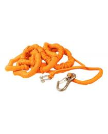 Orange Anchor Buddy for Boats or Personal Water Craft