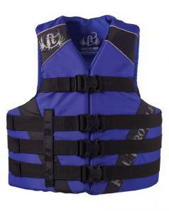 """Full Throttle Oversized Life Vest to 7XL 60-70"""" Chest"""