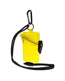 Witz See It Safe Waterproof Case Yellow