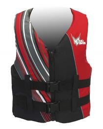 HO Infinite Mens Nylon Life Vest RED Closeout