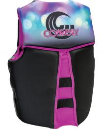 Connelly Classic Neoprene Womens Life Vest 2019 Back