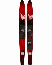 HO Excel Combo Water Skis w/ Bindings 2018