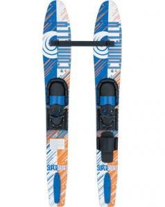 Connelly Super Sport Junior Water Skis w/ Bindings 2018