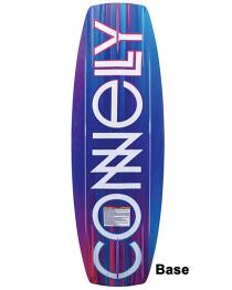Connelly Wild Child Womens Wakeboard 2019 Base