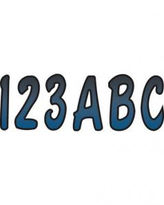 """Hardline Registration Kit Series 200 3"""" Gradutated Color"""