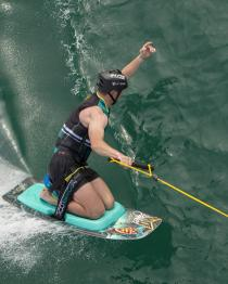 HO Sports Joker Kneeboard 2019 Action 2