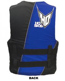 HO Infinite Nylon Life Vest Back