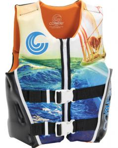 Connelly Boys Classic Youth Neoprene Life Vest 2018