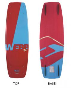 Hyperlite WEBB wakeboard 142cm 2014 Closeout 72% off