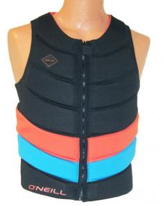 ONeill Gooru Tech Front Zip Comp Vest Color CR2