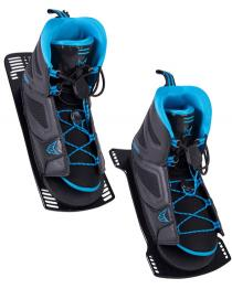 HO freeMax Water Ski Boot 2019 Front Rear Plate