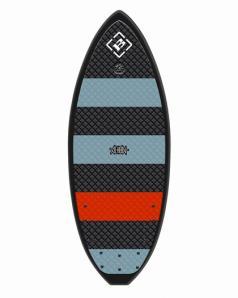 "Byerly Action Wakesurfer 4' 5"" Wake Surf Board 2018"