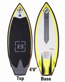 Byerly Misfit Wakesurfer Wake Surf Board 2018