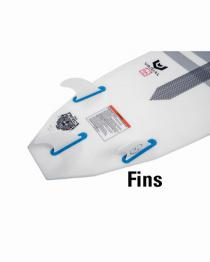 Hyperlite Trifecta Wakesurfer Wake Surf Board 2018