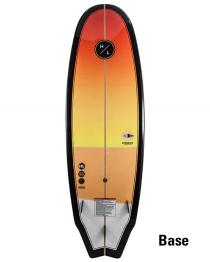 "Hyperlite Landlock Wakesurfer 5' 9"" Base 2019"