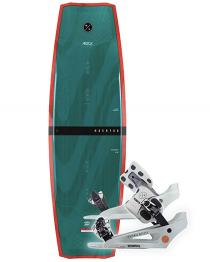Hyperlite Hashtag Wakeboard 2019 with System Lowback Mint Bindings