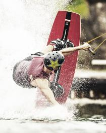 Hyperlite Jam Wakeboard 2019 Action