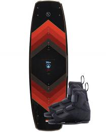 Hyperlite Murray Wakeboard 2019 with Formula Boots