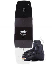 Byerly Brigade Wakeboard 2019 with Formula Boots