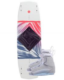 Hyperlite Venice Womens Wakeboard 2019 with Viva Boots
