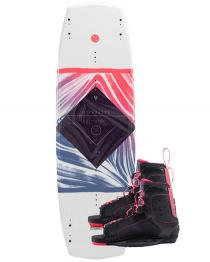 Hyperlite Venice Womens Wakeboard 2019 with Jinx Boots
