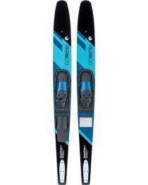 "Connelly Quantum Combo Water Skis 68""+Bindings 2020"