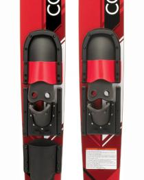 Connelly Quantum Combo Water Skis 68in w/ Bindings 2018