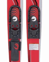 Connelly Voyage Combo Water Skis w/ Bindings 2018