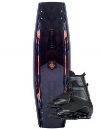 Connelly Standard Wakeboard 2019 with Draft Boots