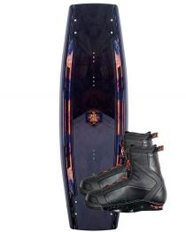 Connelly Standard Wakeboard 2019 with JT Boots