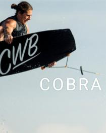 CWB/Connelly Cobra Wakeboard Bindings 2018
