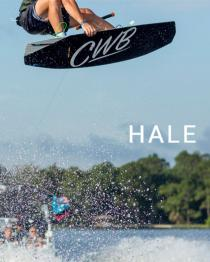 Connelly Hale Wakeboard Boots 2020 Action