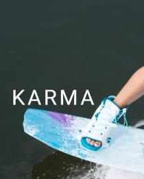 CWB/Connelly Karma Women's Wakeboard Bindings 2018
