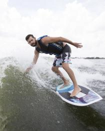 Connelly Voodoo Wakesurfer Wake Surf Board 2019 Action
