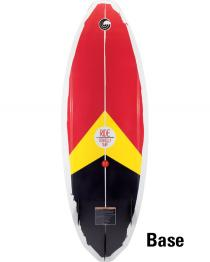 "Connelly Ride Wakesurfer Wake Surf Board 2019 5'2"" Base"