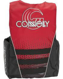 Connelly Mens Tunnel Nylon Life Vest 2019 Back