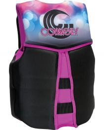 Connelly Classic Youth Girls Life Vest 2019 Back