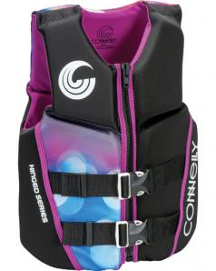 Connelly Girls Classic Youth Neoprene Life Vest 2019