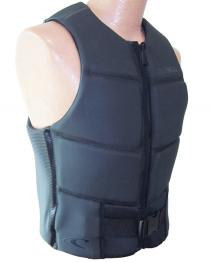 ONeill Outlaw Mens Comp Wake Vest Black 2019