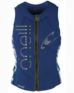 ONeill Slasher Womens Comp Vest Navy 2018 Closeout