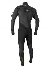 ONeill Fluid 3mm Neoprene Drysuit 2019 Back
