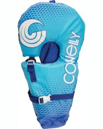 Connelly Baby Safe Nylon Life Jacket BLUE for BOY