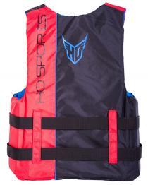 HO Sports Infinite Nylon Life Vest RED 2020 back