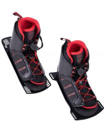 HO xMax Water Ski Boot 2019 F R Plate