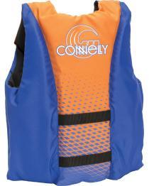 Connelly Boys Youth Nylon Life Vest 2019 Back